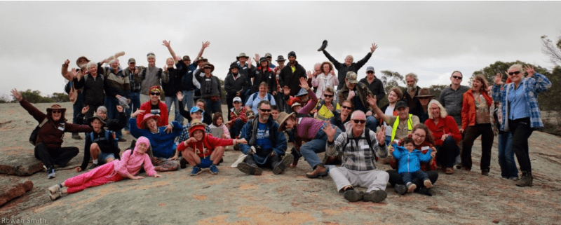Bunjil Rocks BioBlitz – A weekend of flora, fauna and fun!